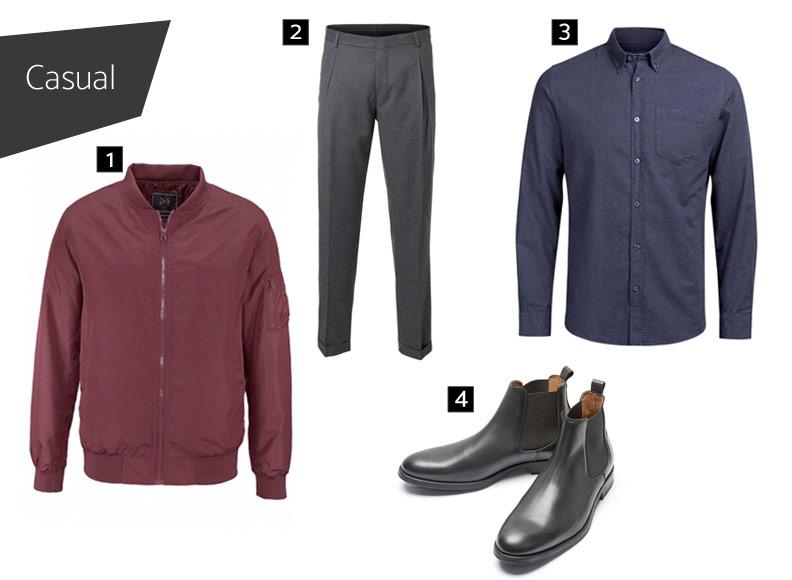 Outfit fürs erste Date #1